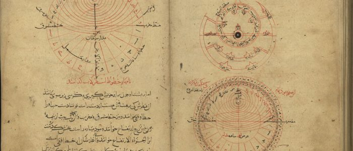 Al-Tafhim li Awa'il Sana'at al-Tanjim is a Persian language work by the renowned Iranian scientist, abu-Rayhan al-Biruni